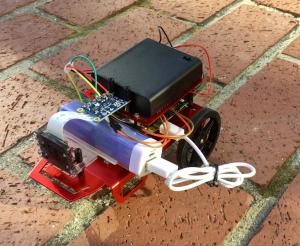 Boticelli, der autonome Rover