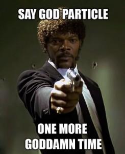 God particle meme
