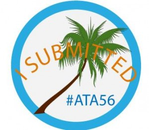 I submitted #ATA56