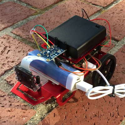 Roboter, autonome Navigation