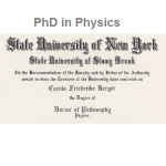 Doktorat in der Physik