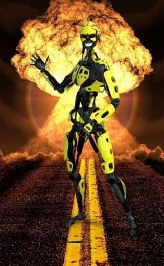 Robot apocalypse and AI bias